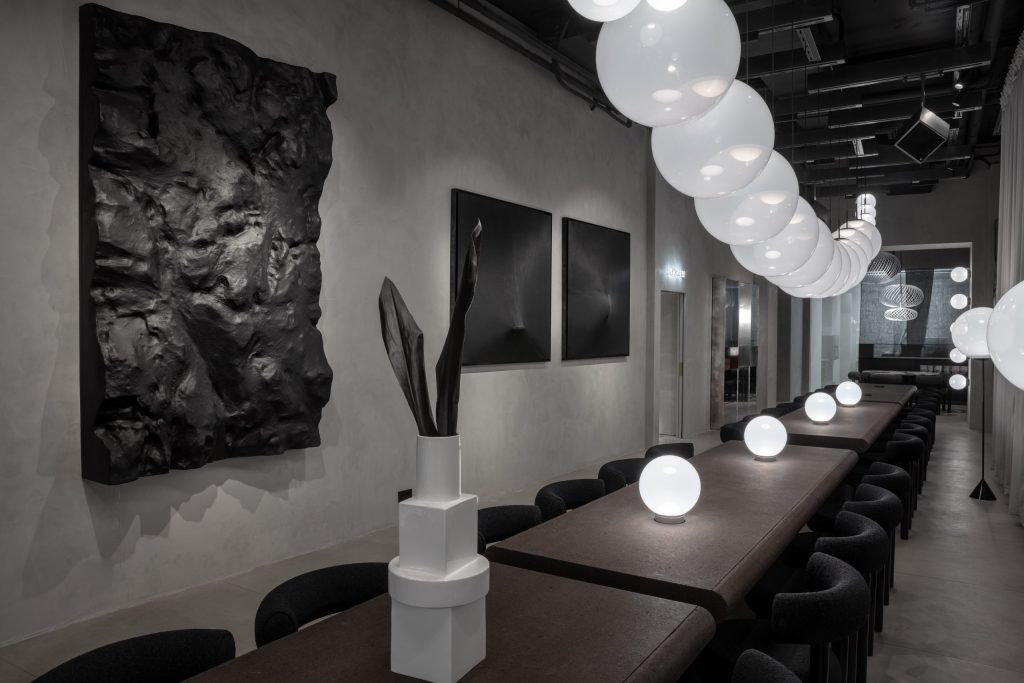 Tom Dixon Opens Restaurant Where Everything—Even Tables & Lamps—Can Be Bought