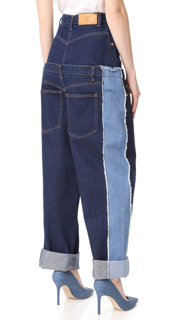 Absurd Double-Waist Jeans Are Here For Those Extra ...