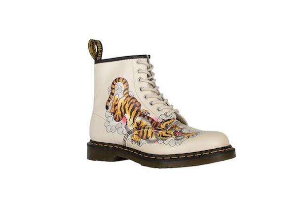 Dr Martens Teams Up With Global Tattoo Artists For New Ink