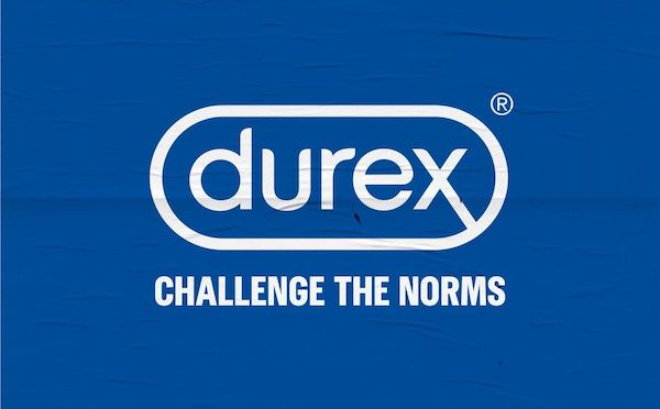 Durex's New Logo Could Give You Blue Balls If You're Truly Anal About Alignment