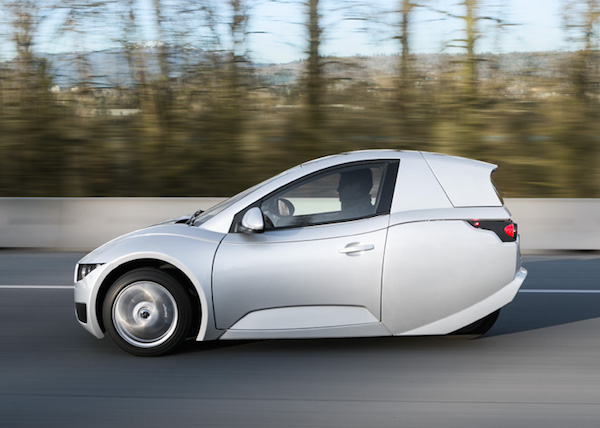 Canada S Answer To Tesla Is A Quirky Three Wheel All
