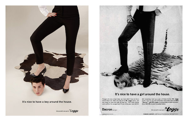 Outrageous Real-Life Sexist Ads Get Recreated With Gender