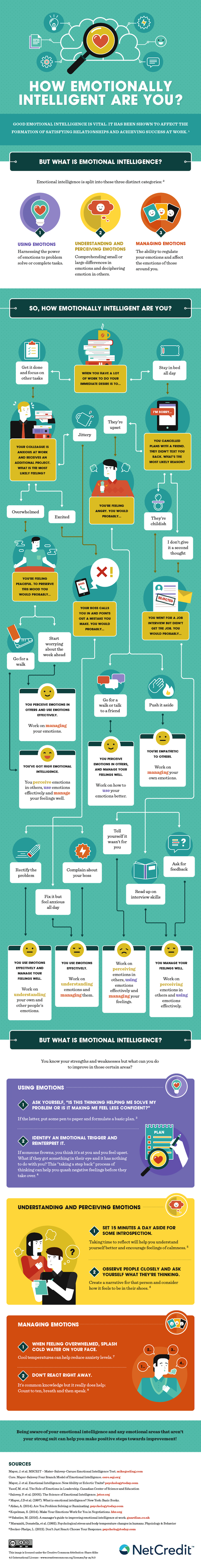 Flowchart: How Emotionally Intelligent Are You, Really?