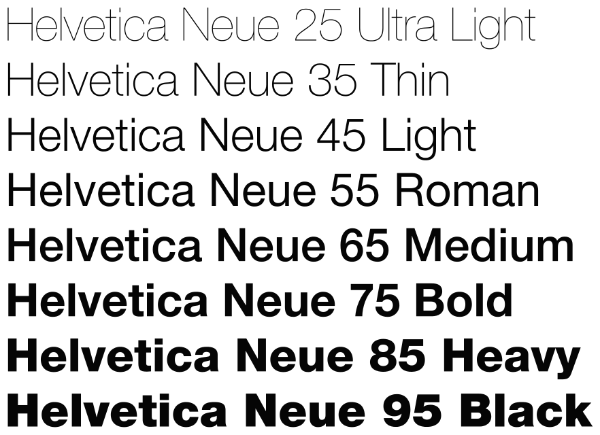 Helvetica Other Typefaces Can Now Be Used To Encrypt Secret Messages - DesignTAXI.com