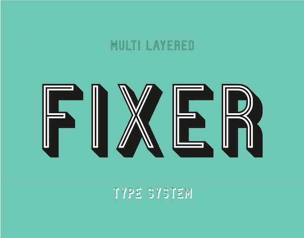 Free High-Quality Typefaces To See Your Projects Through In 2018