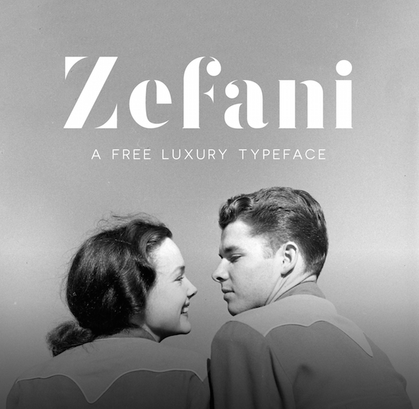 Quality Typefaces That Are Free For Use In Your Commercial Projects