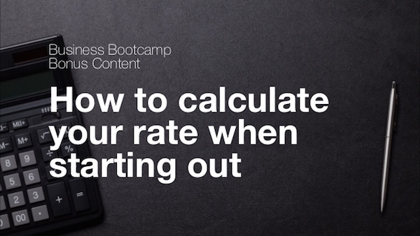 Designer's Guide Shows Freelancers How To Calculate Their Rates More Efficiently - DesignTAXI.com