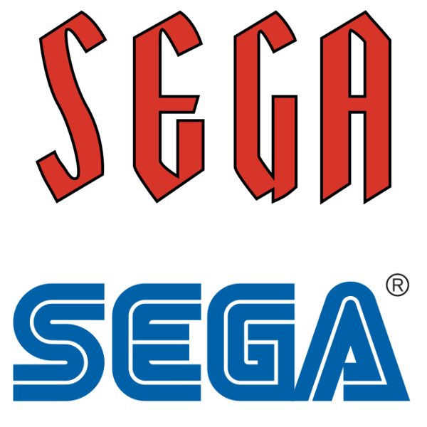 Video Game Logo Designs Then VS Now Show How These Brands
