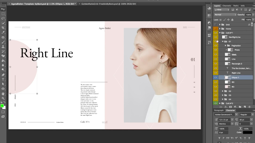 Watch: How To Design Beautiful User Interfaces Using The 'Golden Ratio Grid'