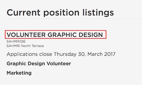 Designers Express Outrage Over Unpaid Graphic Designer Role From – Responsibilities of a Graphic Designer