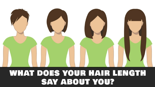 Your Hair Length Might Reveal More About Your Personality Than You ...