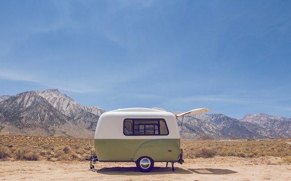 For Adventurers: Adorable Camper Houses Customizable, 'LEGO-Like' Interior