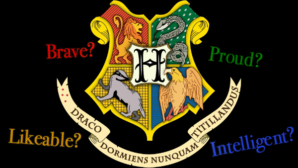The 'Hogwarts' House You're Sorted In Says Things About ...