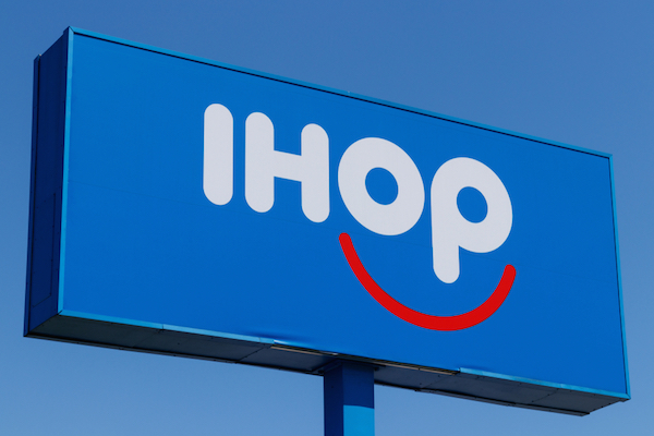 IHOP's New Logo Looks Uncannily Alike That Of Tampon Brand And Can't Be Unseen