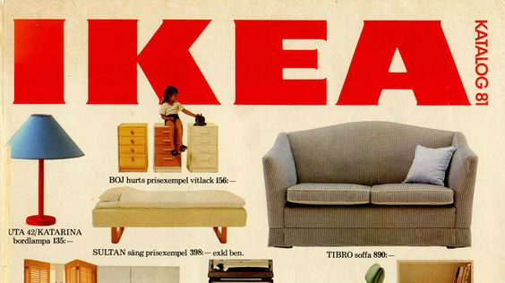 ikea s vintage catalogs will make you feel right at home