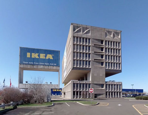 IKEA Is Reportedly Opening A Hotel To Preserve An Architectural Icon