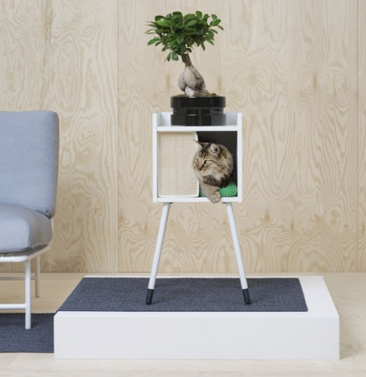 ikea launches pet collection so cats and dogs can feel more at home. Black Bedroom Furniture Sets. Home Design Ideas