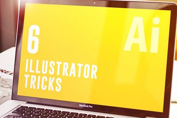 Watch: 6 Illustrator Tricks To Speed Up Your Graphic Design Workflow - DesignTAXI.com