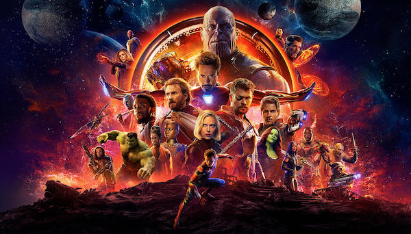 'Avengers: Infinity War' Is Named 2018 Blockbuster With The 'Most Mistakes'