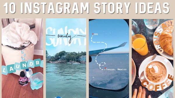 10 Cool Instagram Story Design Tricks You Can Achieve