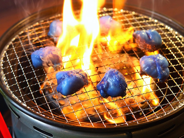 Japan Celebrates World Cup Fever With Blue Meat In Honor Of Its National Team
