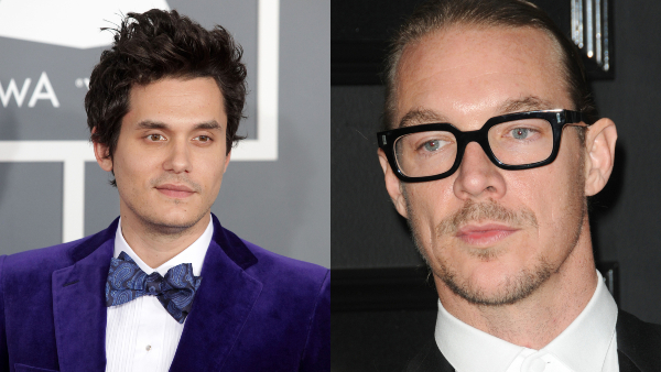 John Mayer Offers Photoshopping Help To Diplo, But Retaliates After Non-Payment