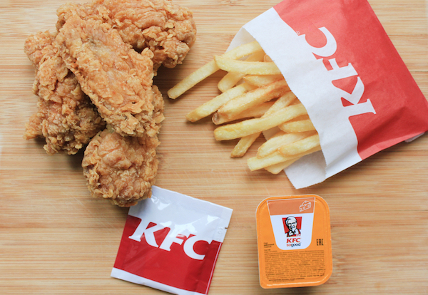 KFC Trials Vegetarian Fried 'Chicken' Made With Colonel Sanders