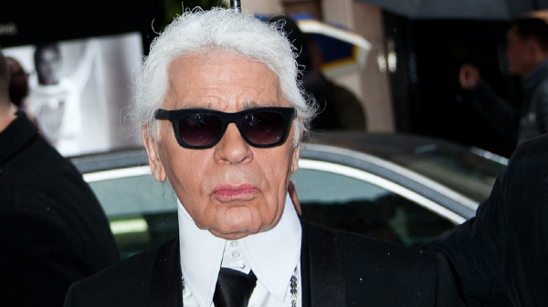 Touching Tributes To Karl Lagerfeld, Who Reportedly Passed On At Age 85