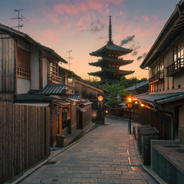 Beautiful Places In Japan Tumblr: See The €�Most Beautiful Photo Of Kyoto' That's Going
