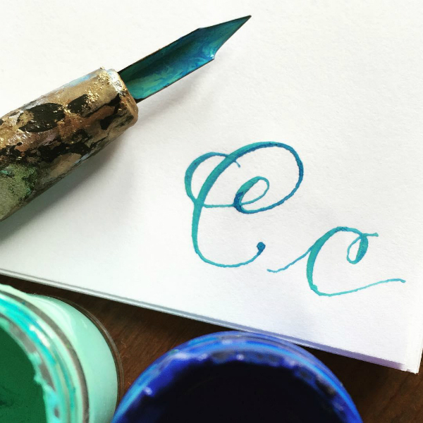 A Left-Hander's Guide To Having Awesome Handwriting And Lettering Skills