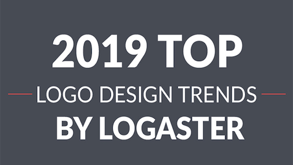 Infographic: 2019 Top Logo Design Trends To Inspire You For The Year