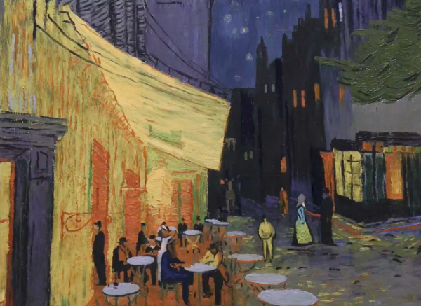 Watch: Full Theatrical Trailer For Wholly Hand-Painted Van Gogh Tribute Film