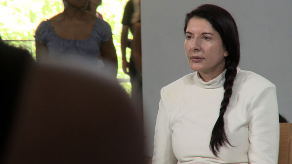 NSFW: Marina Abramović's 'Naked Living Doorway' Will Be Recreated After 42 Years