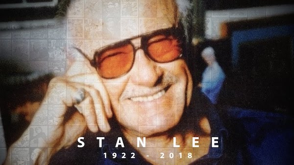 Marvel Comics Disney Release Emotional Tribute Video To The Late Stan Lee