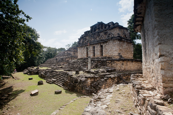 Mayan Archaeologist Locates 27 Unknown Ancient Sites Without Leaving His Desk
