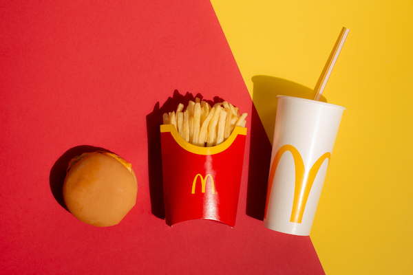 What McDonald's Does With Its Leftover Cooking Oil In Certain Parts Of The World