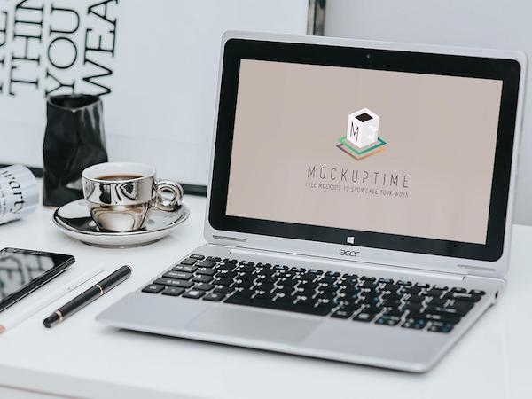 Download Free, Beautiful Photoshop Mockups You Can Use Without ... Free Mockups