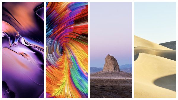 Apple's macOS Mojave Wallpapers Are Now Free-To-Download For iPhones