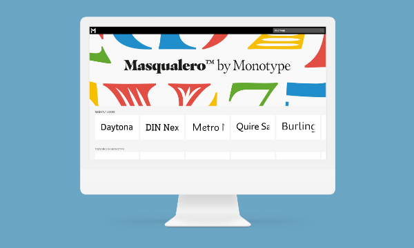 Monotype Debuts 'Mosaic', A Font-Sharing Cloud Platform For Creatives Brands - DesignTAXI.com