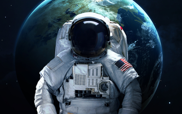 NASA's New Spacesuit Concept Amuses Internet Users For
