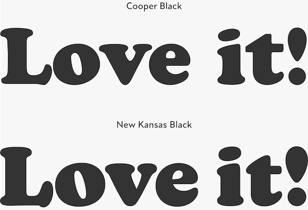 'Cooper Black' Gets Modern-Day Upgrade After 100 Years For The Digital World