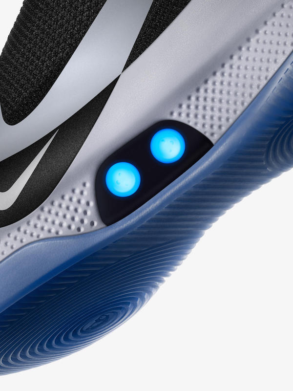 0e6bca04613 Nike s Self-Lacing  Adapt BB  Sneaker Is Going To Take You  Back To The  Future
