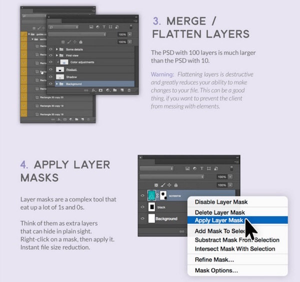 how to change file size in photoshop