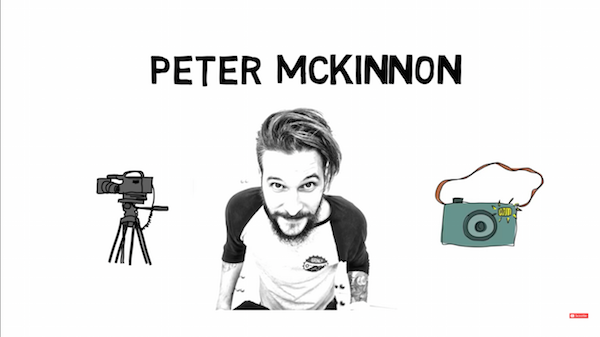 How Photographer Peter McKinnon Got 1M YouTube Subscribers