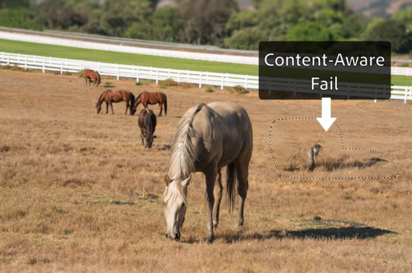 Photoshop's Redesigned 'Content-Aware Fill' Realistically Removes Any Object - DesignTAXI.com