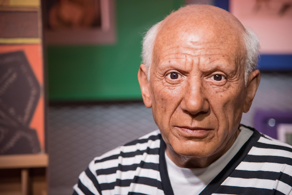 Picasso Painting 'Recovered' After Heist Turns Out To Be Elaborate Hoax