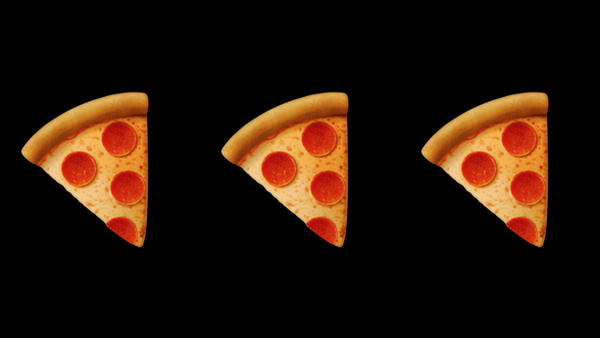 Designer 'Fixes' Apple's Pizza Emoji For Authenticity, And It's Italian-Approved
