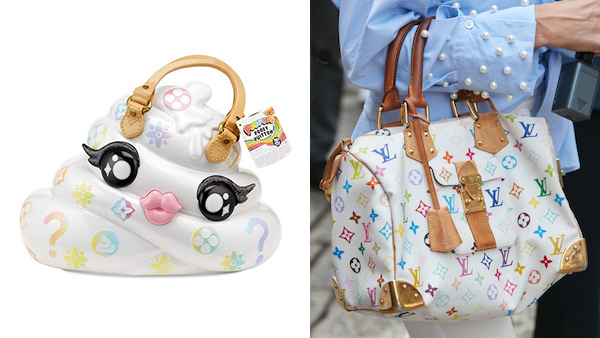 Louis Vuitton Gets Dumped With A Lawsuit By Maker Of Poop
