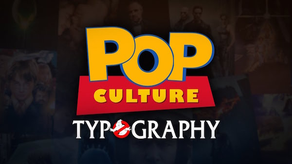 Watch: 'Pop Culture Typography' Takes You Back To Beloved Films From Yesteryear