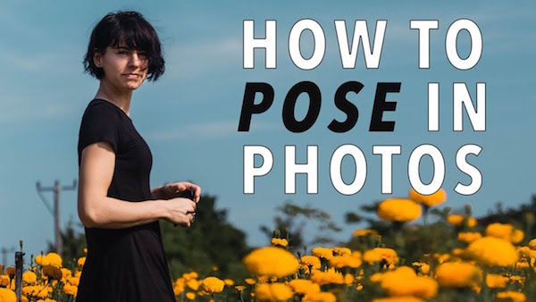 Watch: 9 Professional Posing Tips That You Can Use To Look Better In Photos
